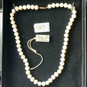 Macy's Fresh Water Pearls